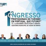 I Congresso da APROTURM – Associação dos Profissionais de Turismo do Minho