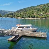 Galeria de Fotos - Barco Turístico de Vieira do Minho pronto para mais um verão!