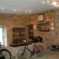 Galeria de Fotos - Museu da moto antiga