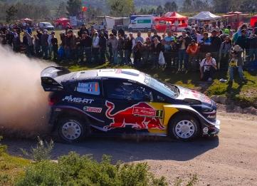 WRC – Rally de Portugal 2020 – CANCELADO