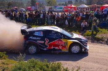 WRC – Rally de Portugal – Vieira do Minho -