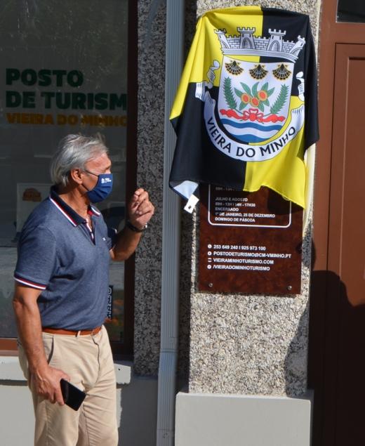 Inauguração Posto de Turismo