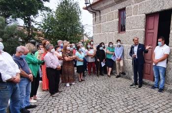 Santa Marta inaugura Torre Sineira -