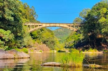 A obra de requalificação da Ponte do Bôco foi lançada a concurso -
