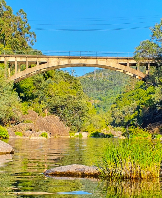 A obra de requalificação da Ponte do Bôco foi lançada a concurso