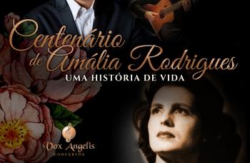 Concerto do Centenário: Amália, uma História de Vida -